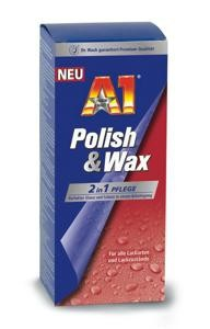 Dr.O.K.Wack A1 Polish & Wax 2 v 1 (250 ml) (1)