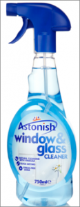 Window & Class Cleaner (750 ml) (1)